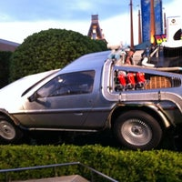Photo taken at Back To The Future - The Ride by kashi 6. on 8/7/2012