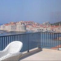 Photo taken at Excelsior Hotel Dubrovnik by Danijel C. on 8/21/2012