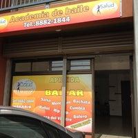 Photo taken at Academia de Baile Salud Y Vida by David M. on 4/20/2012