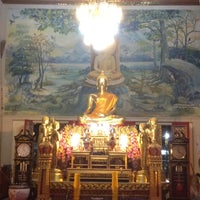 Photo taken at Wat Thep Leela by Noppadon N. on 3/7/2012