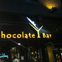 Photo taken at Chocolate Bar by Mark M. on 9/3/2012
