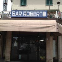 Photo taken at Bar gelateria Roberto by Alessandro M. on 4/9/2012