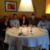 Photo taken at Café Trio by Steven P. on 5/1/2012