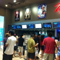 Photo taken at TGV Cinemas by Terence T. on 3/24/2012