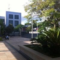 Photo taken at Centro Universitário Ritter dos Reis (UniRitter) by Luiz S. on 2/15/2012