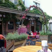 Photo taken at De Werf by Anaïs on 8/9/2012
