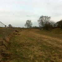 Photo taken at Blaricum, oude dorp by Alexander B. on 3/4/2012