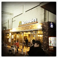 Photo taken at McDonald's by ケネス プ. on 3/10/2012