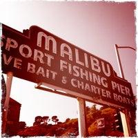 Photo prise au Malibu Sport Fishing Pier par Kevin T. le2/26/2012
