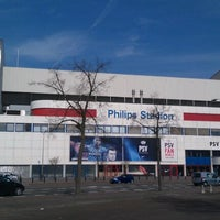 Photo taken at Philips Stadium by К Л. on 4/2/2012