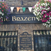 Photo taken at The Brazen Head by Michael K. on 7/11/2012