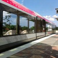 Photo taken at Capital MetroRail - Lakeline Station by David P. on 7/14/2012