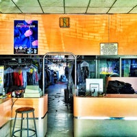 Photo taken at Aladdin Cleaners by Steve K. on 5/6/2012