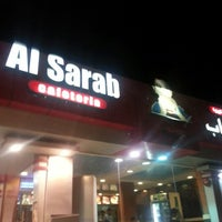 Photo taken at Al Sarab Cafeteria by JinJ on 8/21/2012
