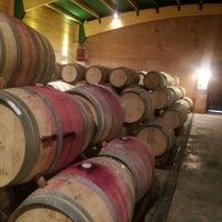 Photo taken at Viña Casas Del Bosque by Sergio G. on 6/16/2012