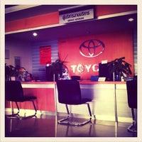 Photo taken at Toyota Bara Winsor Lat Krabang by Nueng M. on 3/10/2012