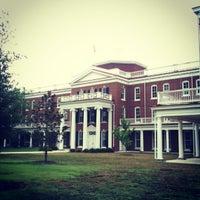 Photo taken at Longwood University by Christy A. on 7/10/2012