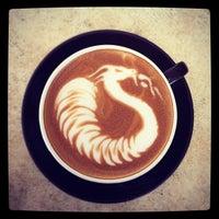 Photo taken at Tradiciones Latte Art Café by waratxe R. on 3/5/2012