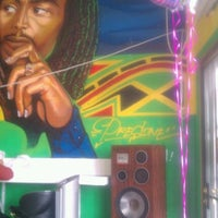 Photo taken at Laylah's Reggae Kitchen by Coojo C. on 2/12/2012