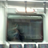 Photo taken at MBTA Red Line by Chris W. on 6/9/2012