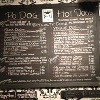 Photo taken at Po Dog by Ryan A. on 5/2/2012