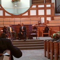 Photo taken at Ebenezer Baptist Church by Karla B. on 2/12/2012