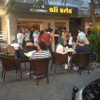 Photo taken at Meşhur Dondurmacı Ali Usta by Ömer Bahadır on 8/26/2012