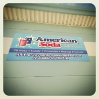 Photo taken at American Soda by Charlotte B. on 7/18/2012