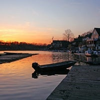 Foto scattata a Boathouse Row da Tim K. il 9/3/2012