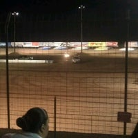 Photo taken at Southern NM Speedway by Tobe T. on 7/22/2012