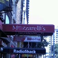 Photo taken at Mozzarelli's by Erin D. on 9/1/2012
