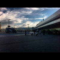 Photo taken at Terminal 5 by Sergiy L. on 7/19/2012