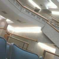 Photo taken at Budig Hall / Hoch Auditoria by Skyler R. on 2/17/2012