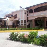 Photo taken at Granja Delia by Juan P. on 7/21/2012