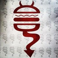 Photo taken at Burger Bar by Serhat K. on 7/25/2012