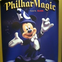 Photo taken at Mickey's PhilharMagic by Marcus N. on 8/27/2012