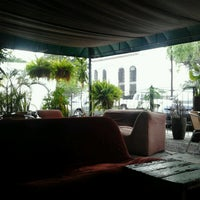 Photo taken at Bons Cafe by Demian L. on 7/21/2012
