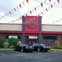 Photo taken at Boom Burger by Jon D. on 5/22/2012