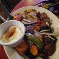 Photo taken at Makarios Kabobs & Grill by Mohammad R. on 9/13/2012