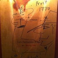 """Das Foto wurde bei Vinothek """"1770 - mehr als Wein"""" von Oliver H. am 2/27/2012 aufgenommen"""