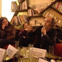 Photo taken at Équitable Café by Benoît Z. on 3/18/2012