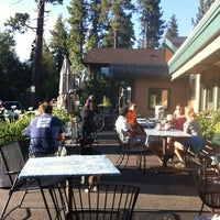 Photo taken at Tahoe House Bakery & Gourmet Store by Larry J M. on 8/19/2012