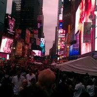 Photo taken at Taste of Times Square by Patrick K. on 6/11/2012