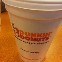 Photo taken at Dunkin' Donuts by Matt S. on 3/31/2012