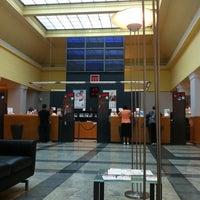Photo taken at Privredna banka Zagreb (PBZ) by Snjezana B. on 9/3/2012