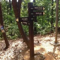 Photo taken at 새우촌 공원 by Eunjae Y. on 7/8/2012
