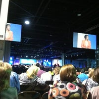 Photo taken at #SHRM12 Annual Conference & Exposition (SHRM) by Olivia on 6/26/2012