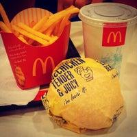 Photo taken at McDonald's & McCafé by Antony L. on 8/15/2012