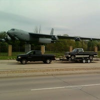 Photo taken at Military Personnel Flight (MPF) - Offutt AFB by Matt C. on 4/19/2012