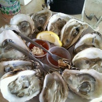 Photo taken at Alonzo's Oyster Bar by Tony B. on 5/9/2012